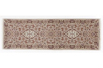 Oriental Collection Isfahan auf Seide 67 cm x 210 cm