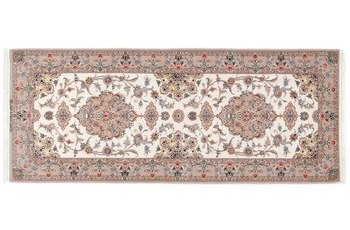 Oriental Collection Isfahan auf Seide 87 cm x 218 cm