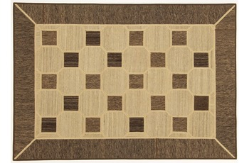 Oriental Collection Kelim Patchwork, 144 x 205 cm, handgewebt