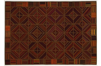 Oriental Collection Kelim Patchwork, 166 x 239 cm