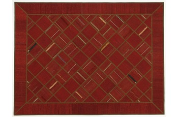Oriental Collection Kelim Patchwork, 177 x 235 cm, handgewebt