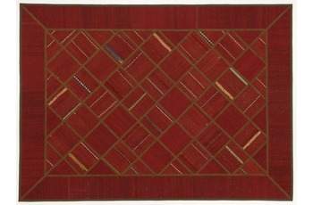 Oriental Collection Kelim Patchwork, 150 x 207 cm