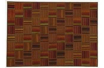 Oriental Collection Kelim Patchwork, 154 x 214 cm, handgewebt