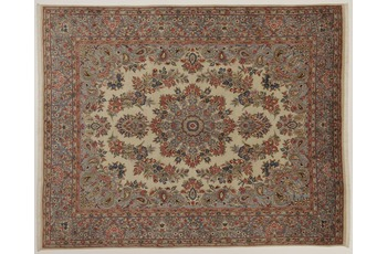 Oriental Collection Kerman Teppich, Perser, handgeknüpft, 196 x 244 cm