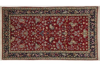 Oriental Collection Kerman Teppich, 70 x 130 cm