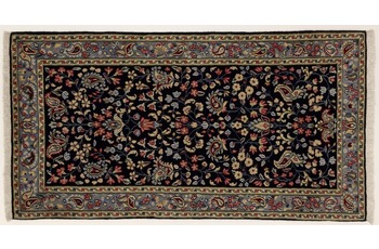 Oriental Collection Kerman Teppich, reine Wolle, 68 x 130 cm