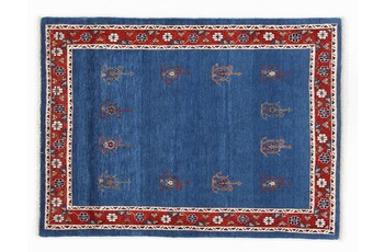 Oriental Collection Gabbeh-Teppich Loribaft 110 cm x 148 cm