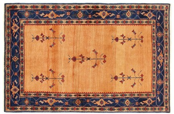 Oriental Collection Gabbeh-Teppich Loribaft 130 cm x 203 cm