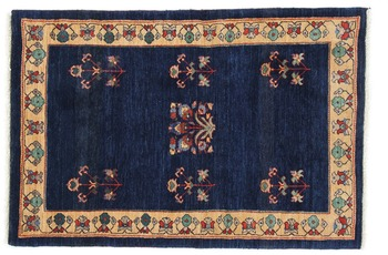 Oriental Collection Gabbeh-Teppich Loribaft 96 cm x 148 cm