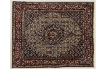Oriental Collection Mud, 200 x 243 cm