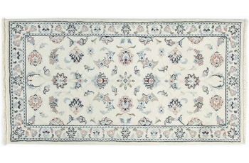 Oriental Collection Nain-Teppich Golbaft 71 x 138 cm