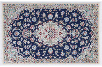 Oriental Collection Nain Perserteppich Sherkat 90 x 142 cm