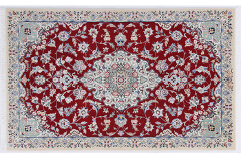 Oriental Collection Nain Teppich Sherkat 90 x 145 cm (Iran)
