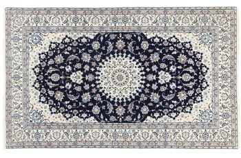 Oriental Collection Nain Teppich 6la 128 cm x 212 cm
