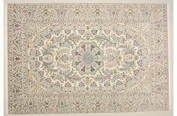Oriental Collection Nain 6la beige 76007 Orient-Teppich, 220 x 325 cm