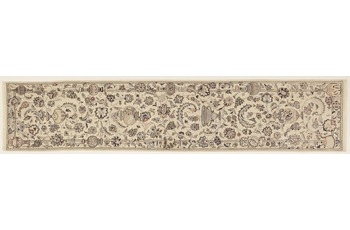 Oriental Collection Nain Orient Teppich 9la, 72 x 345 cm