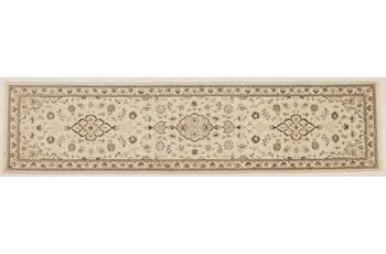 Oriental Collection Teppich, Nain Teppich, handgeknüpft 9la, 85 x 352 cm