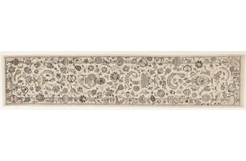 Oriental Collection Nain Teppich 9la, 73 x 348 cm