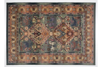 Oriental Collection Teppich Gabiro, 13, green 68cm x 135cm
