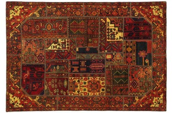 Oriental Collection Patchwork Persia, 143 x 207 cm