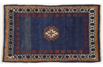 Oriental Collection Gabbeh-Teppich Rissbaft Classic, 75 x 124 cm