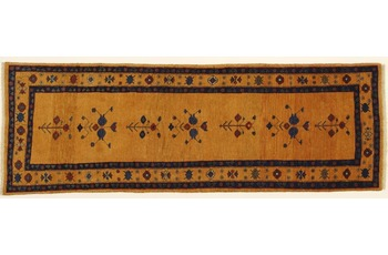 Oriental Collection Gabbeh-Teppich Rissbaft Classic, 75 x 221 cm