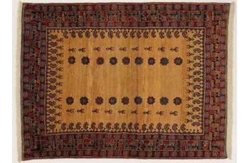 Oriental Collection Gabbeh-Teppich Rissbaft Classic, 106 x 143 cm
