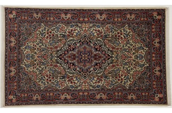 Oriental Collection Sarough Teppich, Perser, reine Schurwolle, 137 x 223 cm