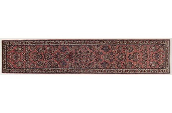 Oriental Collection Sarough Teppich 83 x 400 cm