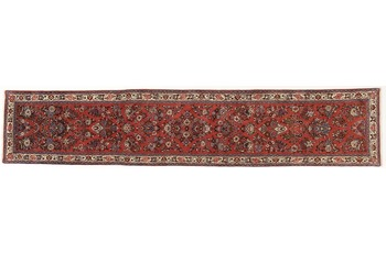 Oriental Collection Sarough Teppich 80 x 407 cm