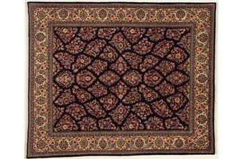 Oriental Collection Teppich, Sarough, Perser-Teppich, handgeknüpft, reine Schurwolle, florale Ornamentik, 215 x 260 cm