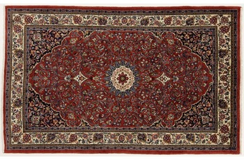 Oriental Collection Sarough Teppich 137 x 220 cm