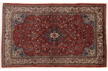 Oriental Collection Sarough Teppich 135 x 220 cm