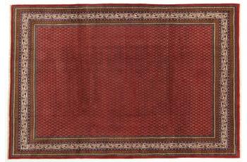 Oriental Collection Teppich, Sarough Mir, Perser, handgeknüpft, reine Schurwolle, 214 x 316 cm