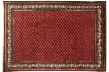Oriental Collection Teppich, Sarough Mir, Perser, handgeknüpft, reine Schurwolle, 217 x 315 cm