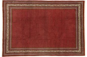 Oriental Collection Teppich, Sarough Mir, Perser, handgeknüpft, reine Schurwolle, 214 x 315 cm
