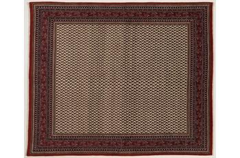 Oriental Collection Teppich, Sarough Mir, Perser, handgeknüpft, reine Schurwolle, 218 x 260 cm