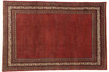 Oriental Collection Teppich, Sarough Mir, Perser, handgeknüpft, reine Schurwolle, 207 x 314 cm