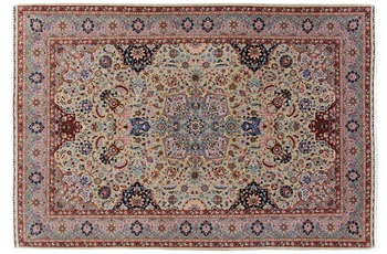 Oriental Collection Tabriz-Teppich 60radj 210 cm x 310 cm