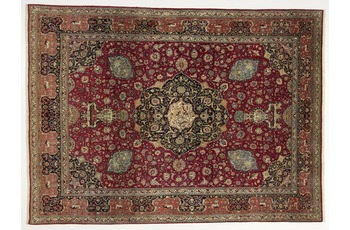 Oriental Collection Tabriz-Teppich 50radj 242 x 325 cm