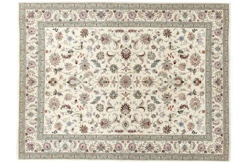 Oriental Collection Tabriz-Teppich 50radj 150 cm x 203 cm