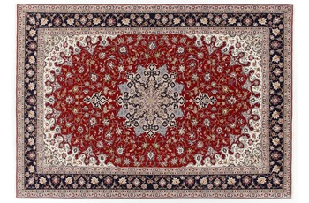 Oriental Collection Tabriz-Teppich 50radj 203 cm x 300 cm