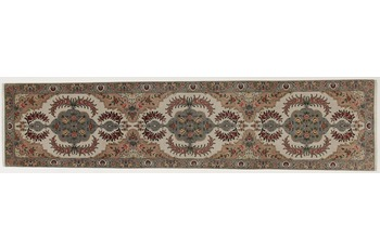 Oriental Collection Tabriz 50radj, 91 x 380 cm