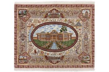 Oriental Collection Täbriz Teppich 70 radj auf Seide 167 x 130 cm