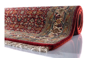 Oriental Collection Teppich Kanpur Herati rot 80 cm x 300 cm