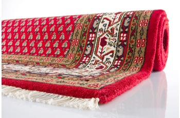 Oriental Collection Teppich Mumbai Mir rot 40 cm x 60 cm