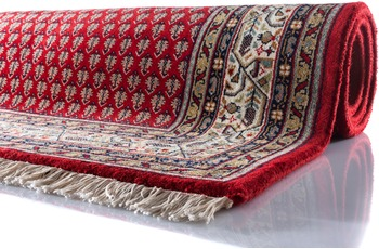 Oriental Collection Teppich Puna Mir rot 250 cm x 250 cm