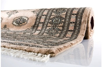 Oriental Collection Teppich Suprem Bouchara beige 80 cm x 250 cm