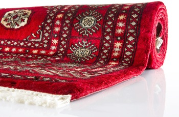 Oriental Collection Teppich Suprem Bouchara rot 60 cm x 90 cm