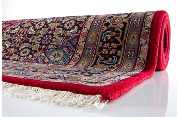 Oriental Collection Teppich Varanasi Bidjar rot 40 cm x 60 cm